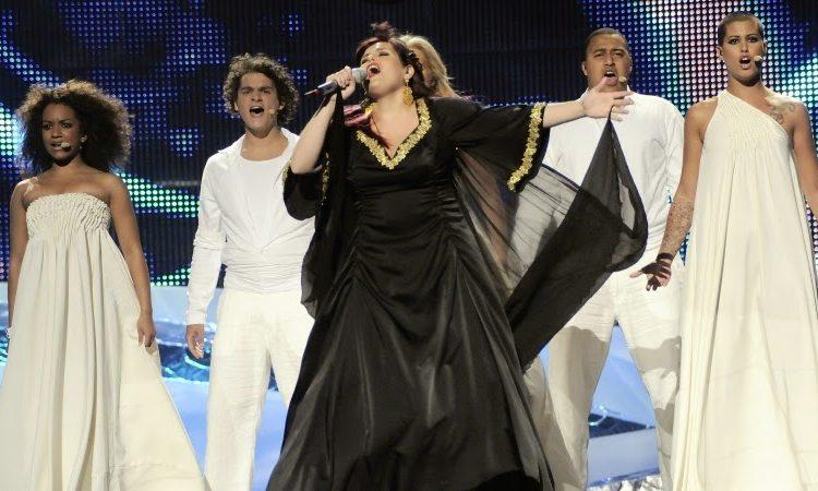 Vania Fernandes, Senhora do Mar, Festival, Eurovisão