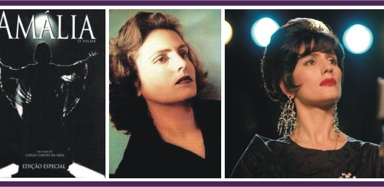 O filme Amália, uma biografia ficcionada sobre Amália Rodrigues começou a ser rodado esta segunda-feira em Lisboa. Segundo o produtor, Amália Rodrigues
