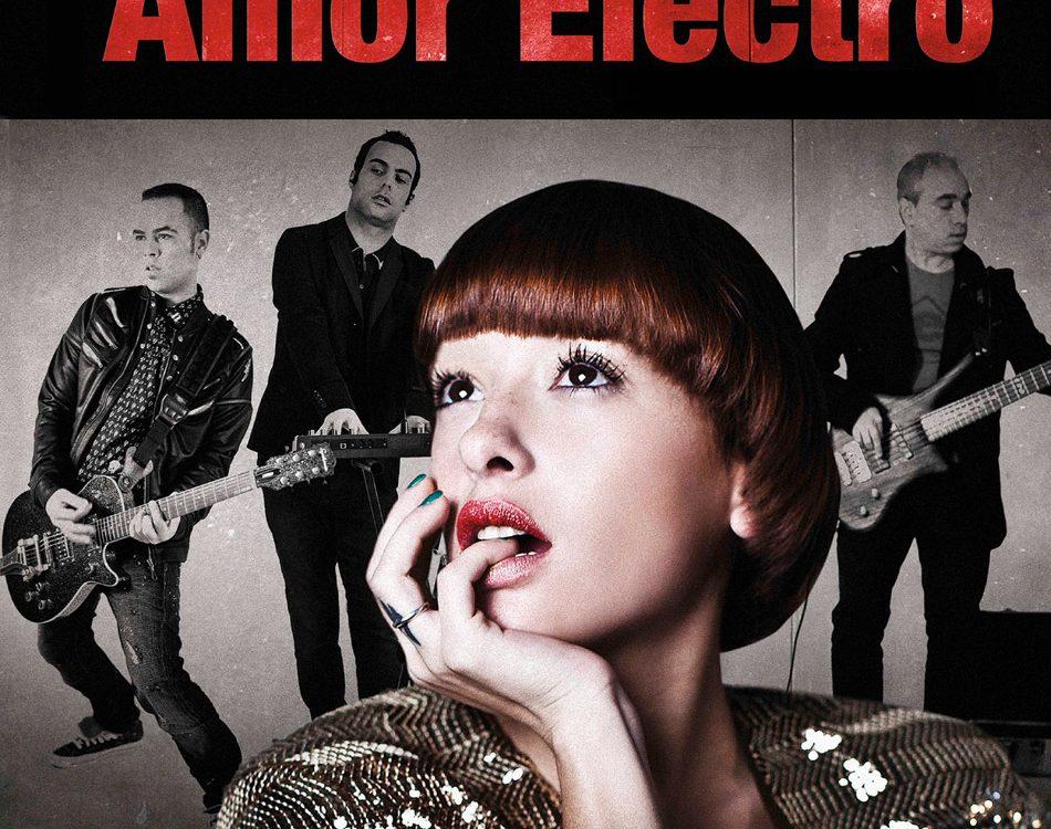 Amor Electro, Banda Amor Electro, Grupos da musica portuguesa, bandas, artistas, rock português, pop portugues, musica portuguesa