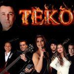 Tekos, Os Tekos, Bandas, Grupos de Baile, Contactos de bandas, Conjuntos, Grupo Tekos, Grupos musicais, espectaculos, contacto, Banda Tekos