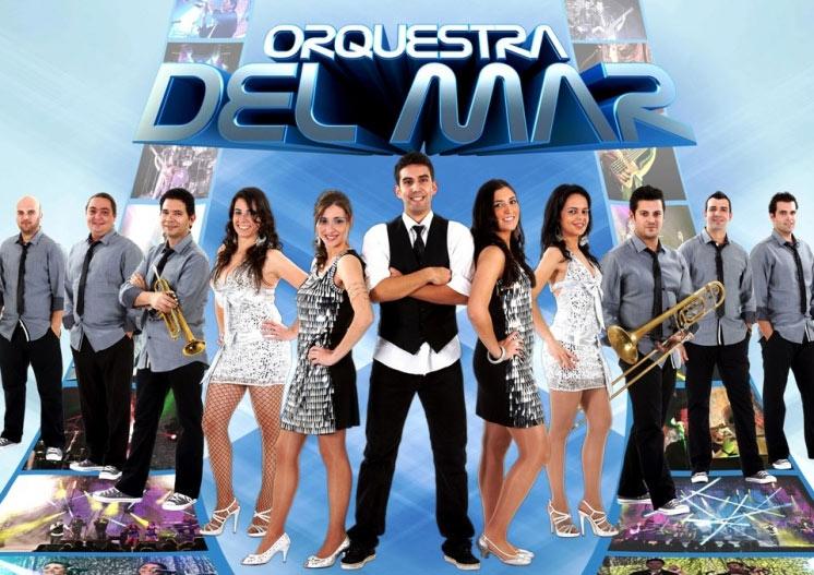 Banda, Del Mar, Norte, Viana, Grupo musical, contactos, bandas, contacto, delmar, grupos de baile, bandas, orquestra Del Mar, Bandas, Minho, Palco, bailes