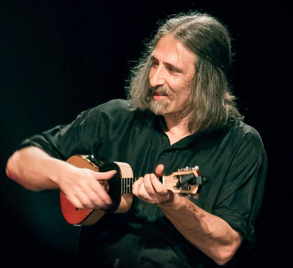 Júlio Pereira, Musico, Cavaquinho