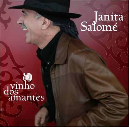 Novo Disco, CD, Janita Salomé, Vinho dos Amantes