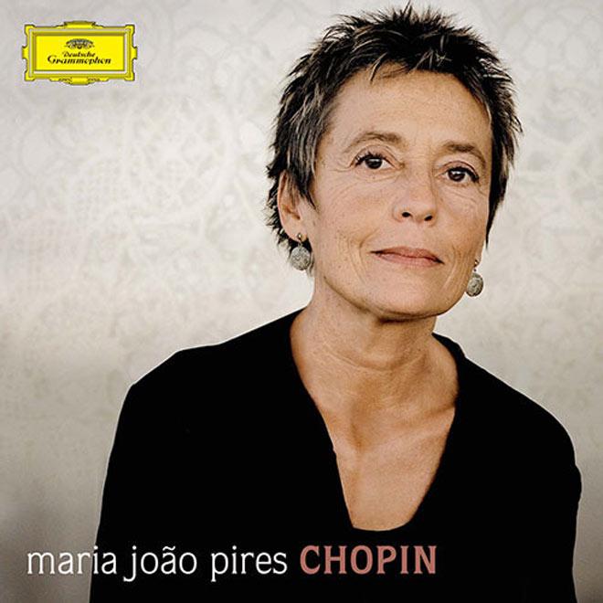 Chopin, Novos discos, Madredeus, Maria João Pires