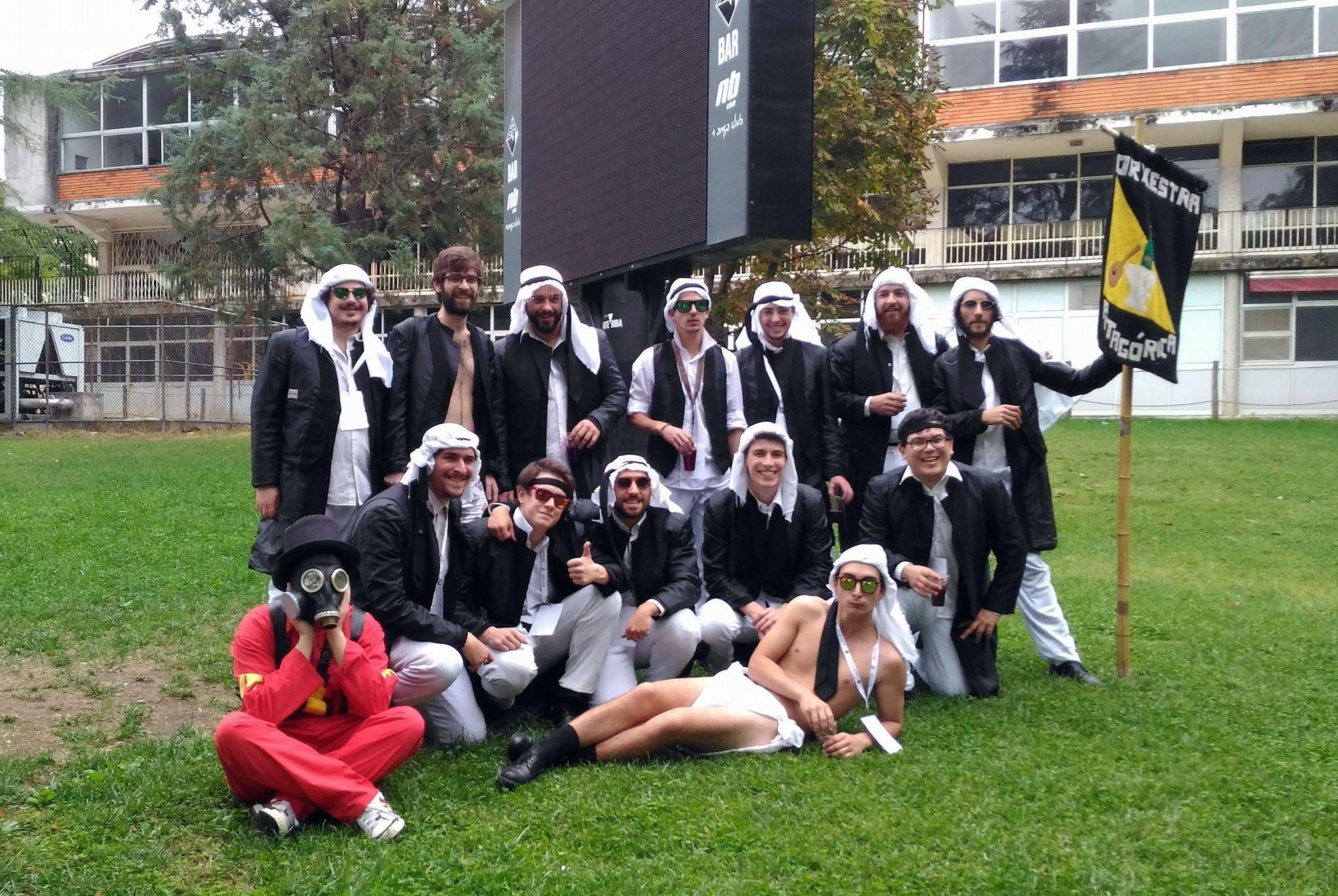 Orxestra Pitagorica, coimbra, tunas, musica, popular, portuguesa, universidade, grupos, musicais, populares