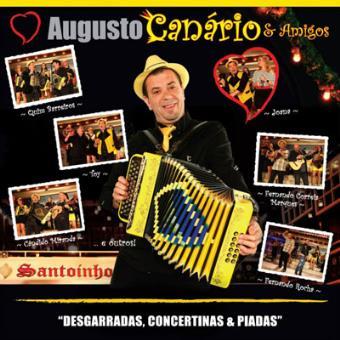 Augusto Canário, Concertinas, desafio, desgarradas, Canario e amigos, contactos, Canário, Canarinho