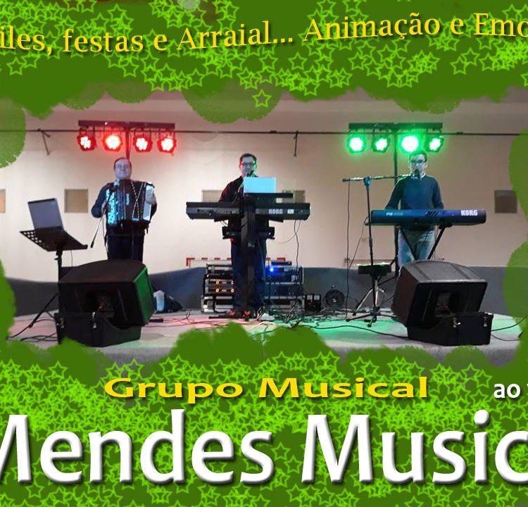 Mendes Musica, Arraiais, Grupo Musical Mendes Música, grupos musicais, musicos, Alentejo, Evora, Contactos, Grupos Musicais para bailes, Grupo de baile
