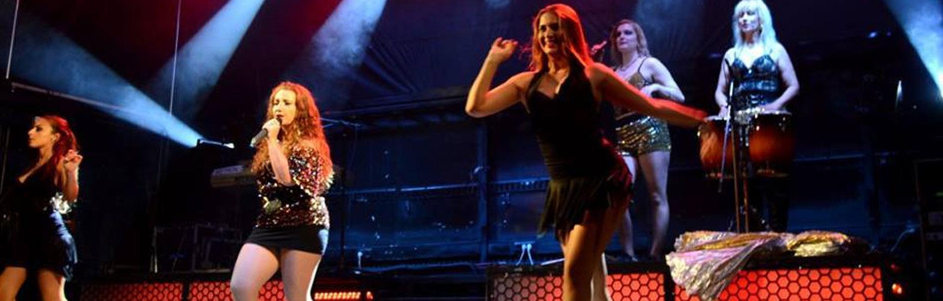 Anabela e as Top Girls, Musica Portuguesa, Show, musica ao vivo, Espetáculo, Espetáculos, Baile, artistas, musica popular, popular Portuguesa, festas, artista, cantoras, musicas