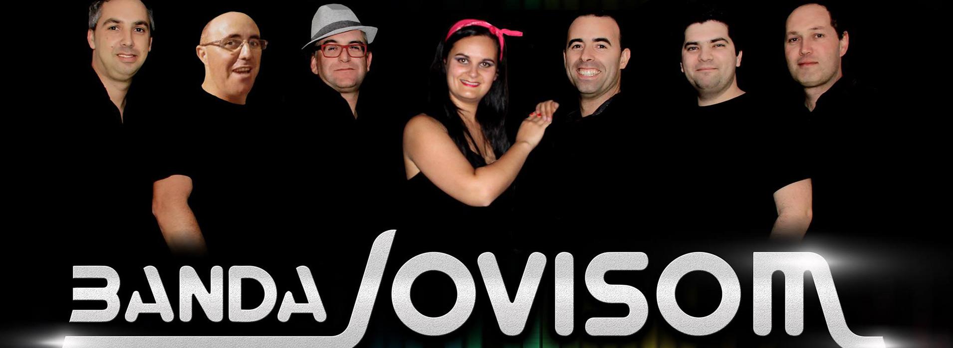 Banda Jovisom, Bandas de baile, Bandas musicais, grupos musicais de baile, conjuntos, bandas baratas, Grupos de baile, animação, festas, contactos de artistas, contactos de bandas, contactos de grupos musicais