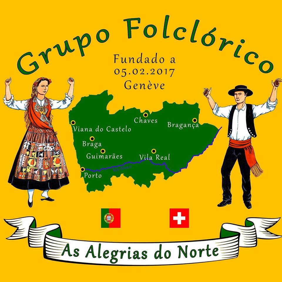 As Alegrias Do Norte, Rancho Folclórico Alegrias Do Norte de Genéve, Ranchos Portugueses, Suiça, Genebra, Ranchos folclóricos, Folclore, Ranchos Comunidades portuguesas, Suisse, Suiça, Portugais