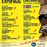 Festa de Cantanhede, Expofacic, Cantanhede, concertos, cartaz, programa, musica ao vivo, feiras nacionais, Portugal