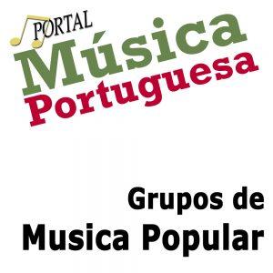 Grupos de Musica popular, Contactos para espetáculos, Grupos populares