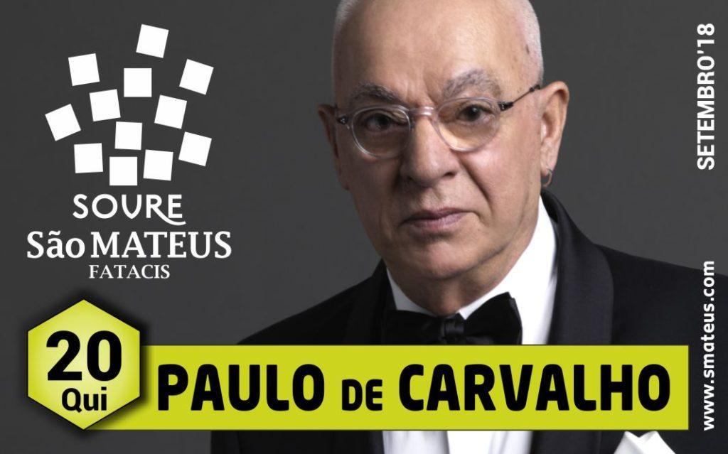 Artista Paulo de Carvalho, Paulo de Carvalho, ao vivo, Concertos, 2018, Soure, São Mateus, concertos, espectaculos, Paulo de Carvalho, contactos, artistas