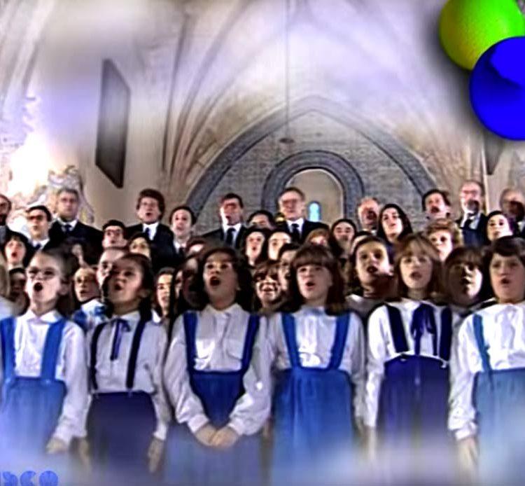 A todos um bom natal, Coro de Santo Amaro de Oeiras, Canções de Natal, Musicas de Natal, musica portuguesa de Natal, Natal, Musica Popular, Musica Tradicional. Letras de Natal. Canções, Natal