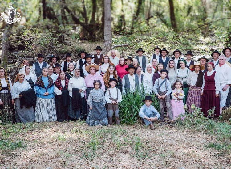 Rancho de Caçador, Ranchos de Viseu, Ranchos de Mangualde, Ranchos Portugueses, Contactos de Ranchos, Grupos Folclóricos